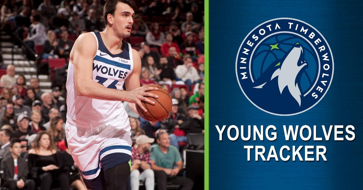 2b1b80b8c35 Saric playing more efficient since joining Timberwolves