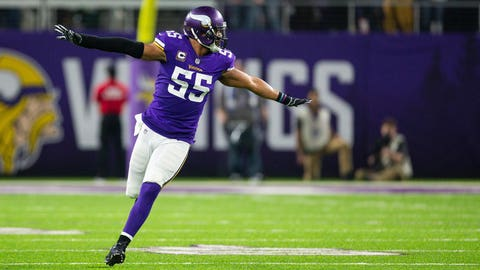 LB Anthony Barr, unrestricted