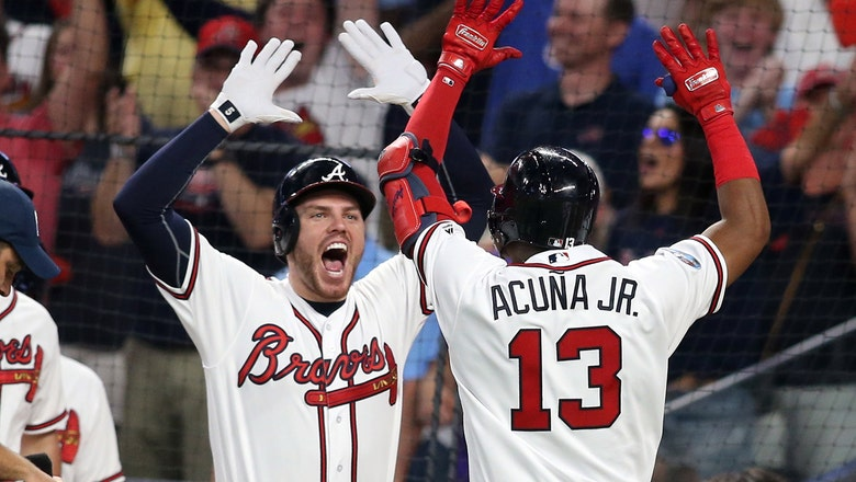 Braves eyeing Acuña-Donaldson-Freeman trio to top 2019 lineup