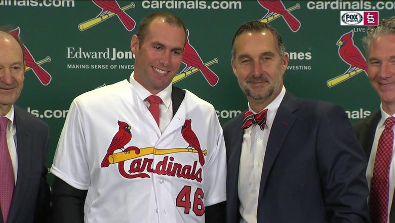 Goldschmidt isn't interested in talking contract extension just yet