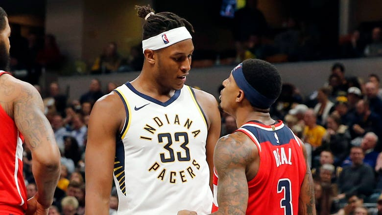 WATCH: Turner and Bogdanovic carry Pacers past the Wizards