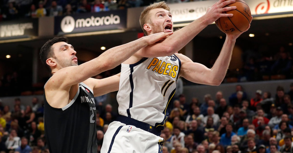f0ef72c53 Pacers earn fourth straight win in dominant fashion