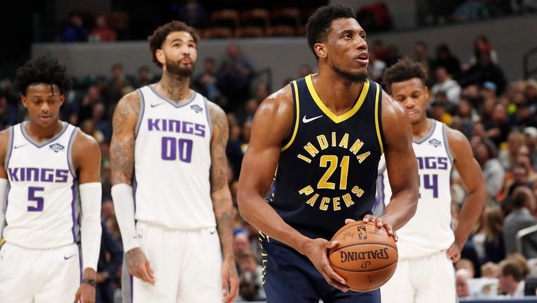 Young scores season-high 20 in Pacers' third straight win, 107-97 over Kings