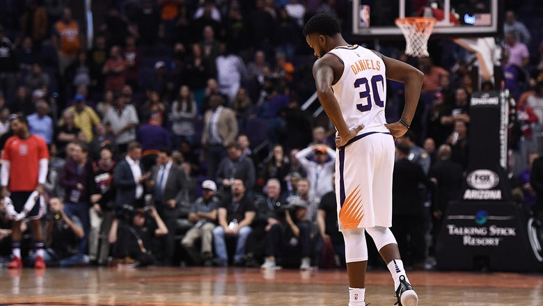 Suns battle Clippers to force OT, but lose 9th straight