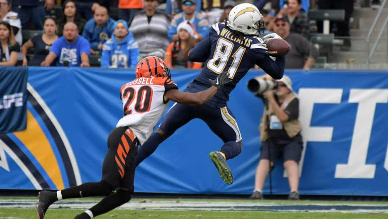 Chargers hold off Bengals 26-21