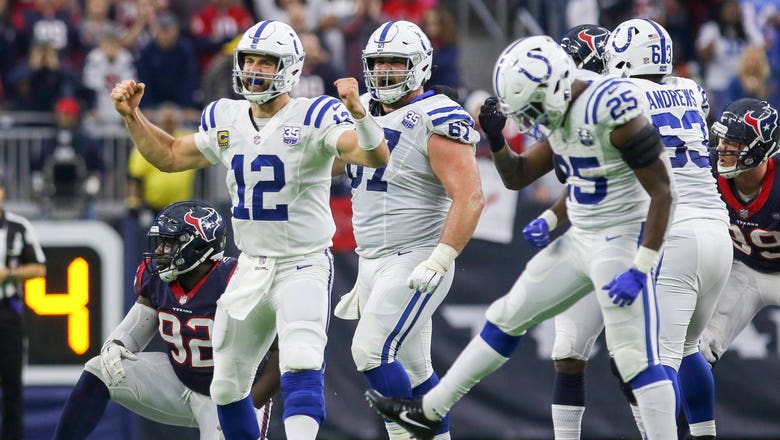 Colts' up-tempo offense carries them into playoff hunt