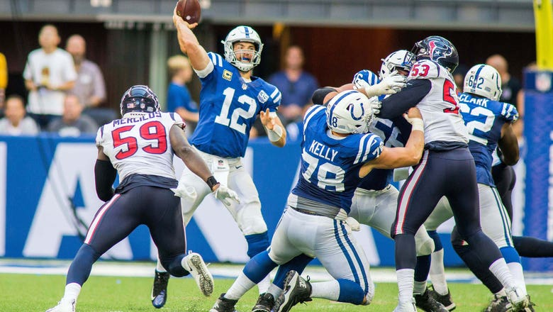 Colts look to halt nine-game Texans win streak that started in Indy