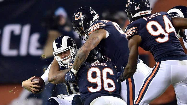 Bears shut down Gurley, Goff in win over Rams