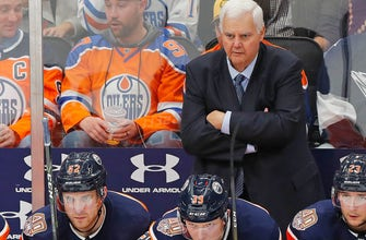 Injury-riddled Blues host Oilers and former coach Hitchcock