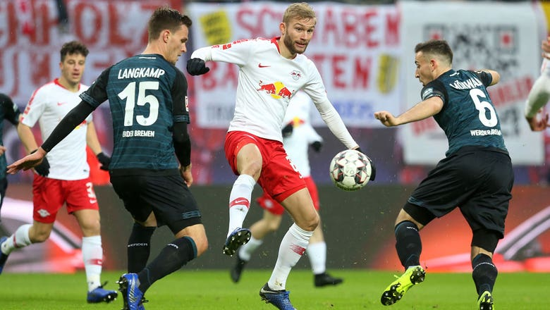 RB Leipzig vs. Werder Bremen | 2018 Bundesliga Highlights