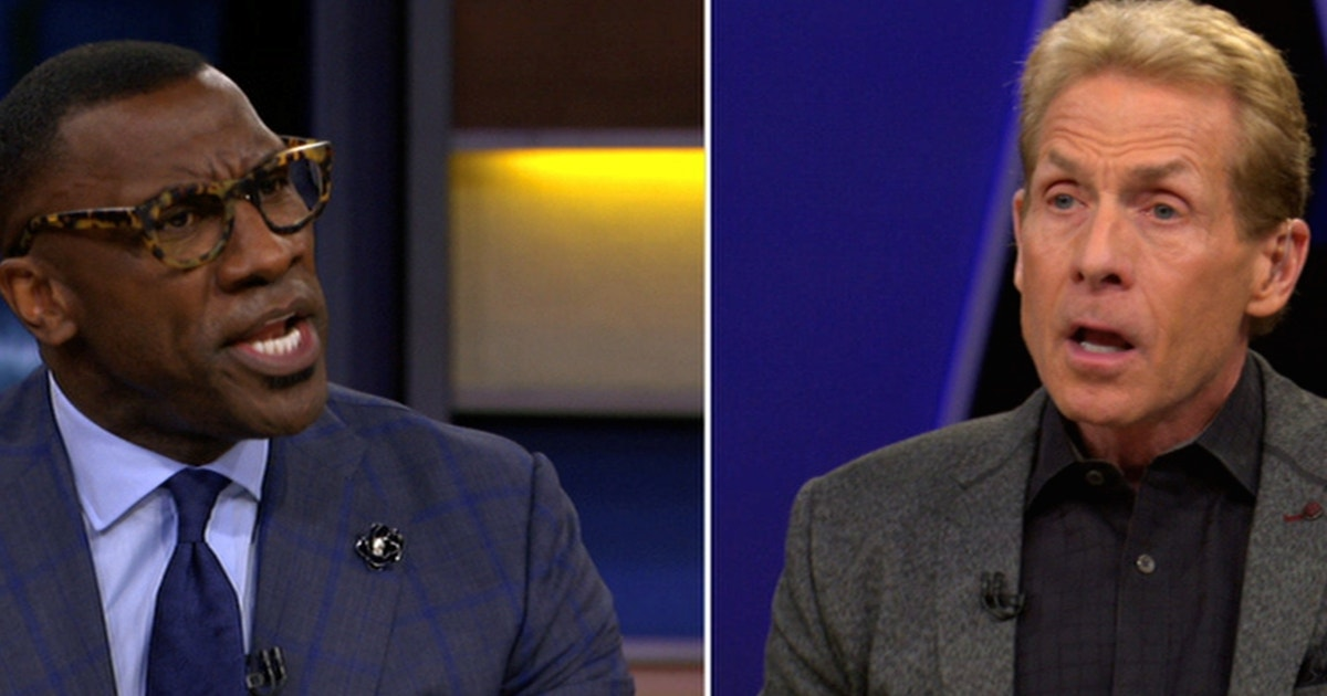 Skip Bayless and Shannon Sharpe get heated over NFL MVP picks  84a9d3ae8