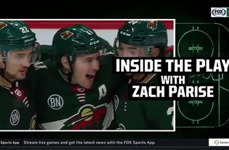 Inside the Play with Zach Parise