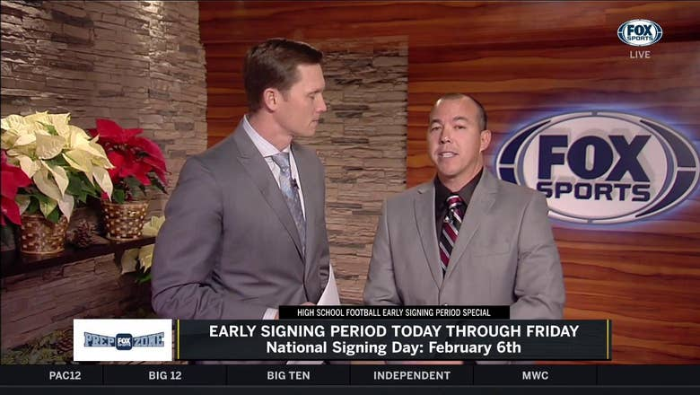 Early Signing Period Special: Watch RECAP on Prep Zone