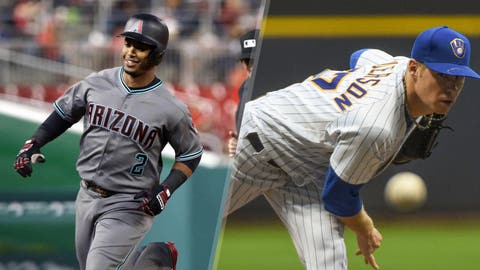 Jan. 30, 2016: Traded Jean Segura and Tyler Wagner to the Arizona Diamondbacks for Isan Diaz, Chase Anderson, Aaron Hill and cash