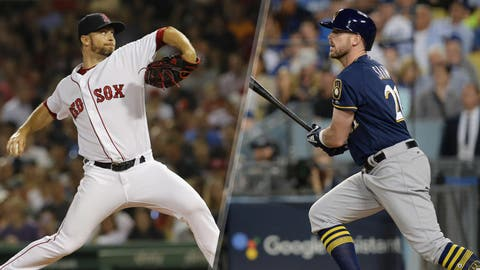 Dec. 6, 2016: Traded Tyler Thornburg to the Boston Red Sox for a player to be named later (Yeison Coca), Mauricio Dubon, Josh Pennington and Travis Shaw