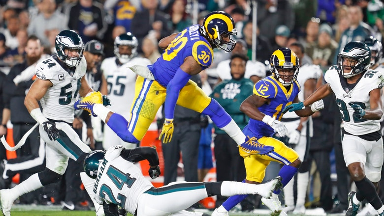 RECAP: Rams drop second straight, 30-23 to Eagles at home