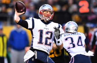 Colin Cowherd chalks Tom Brady's lackluster December up to age