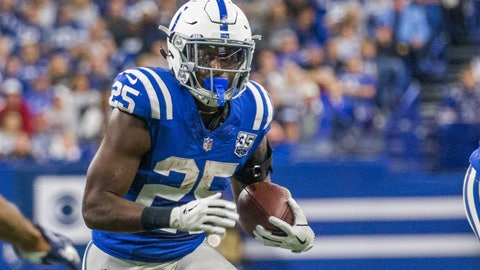 SIT: Marlon Mack, RB, Colts