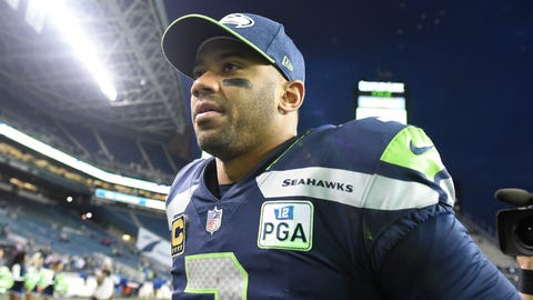 SIT: Russell Wilson, QB, Seahawks