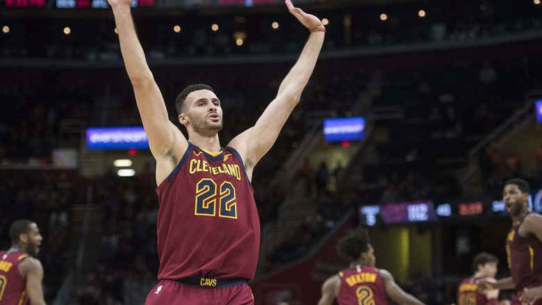Shorthanded Cavaliers coast to 116-101 win over Wizards