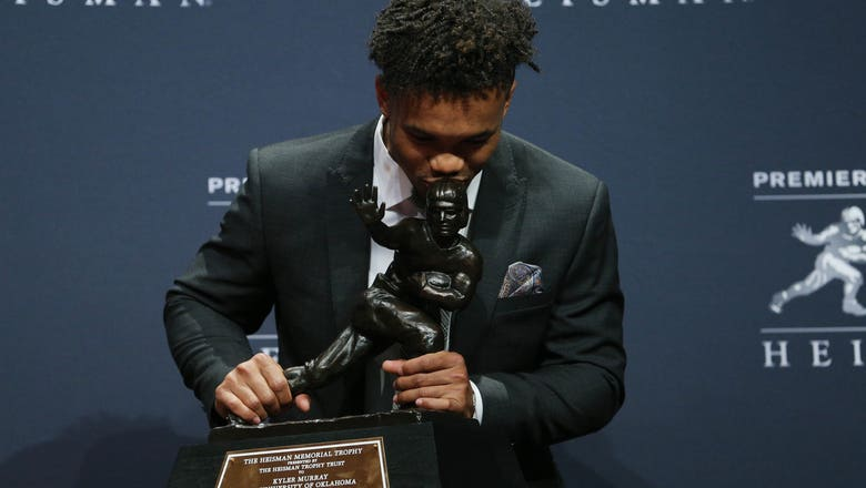 Kyler Murray claims 2nd-straight Oklahoma Heisman, Tua gets most 2nd place votes ever
