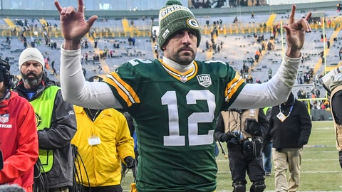 Aug. 29: Signed quarterback Aaron Rodgers to contract extension