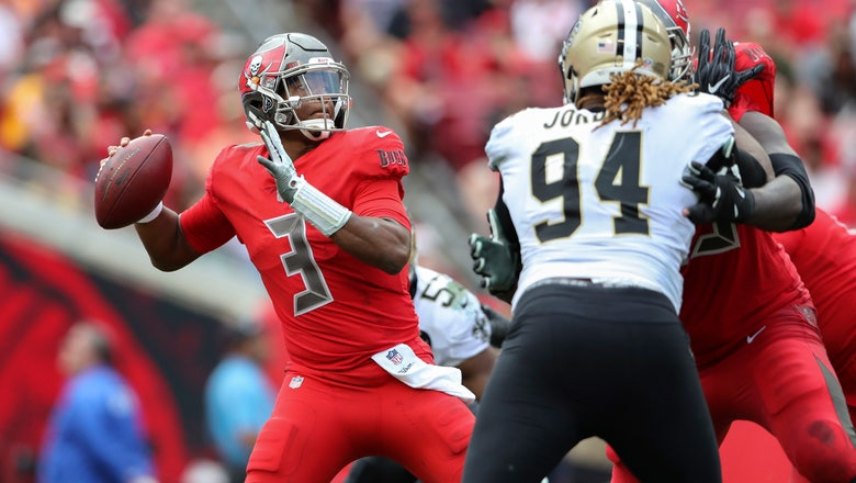 Buccaneers surrender 11 points in 2nd half, fall at home as Saints clinch division