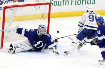 Lightning goalie Andrei Vasilevskiy replaces Carey Price on Atlantic Division All-Star roster