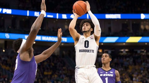 Markus Howard, Marquette guard (↑ UP)