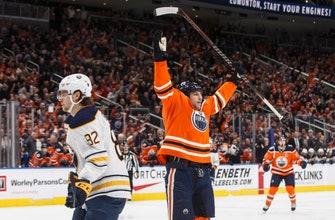 Lucic, Kassian combine for 4 goals as Oilers top Sabres 7-2