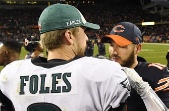 Nick Wright evaluates the Eagles' 16-15 upset win over the Bears