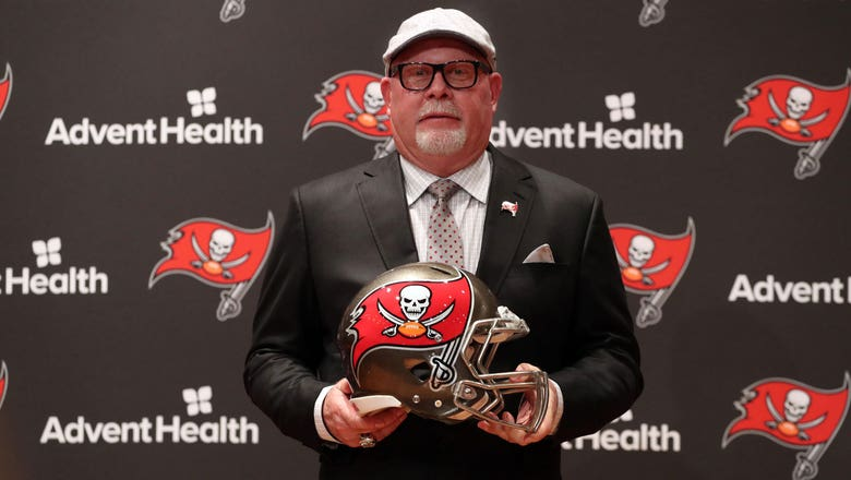 New coach Bruce Arians confident Buccaneers have pieces to be playoff team