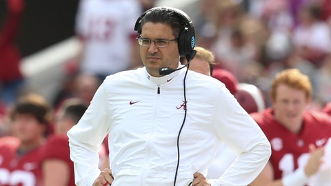 Miami hires Alabama QB coach Dan Enos, will Jalen Hurts follow?