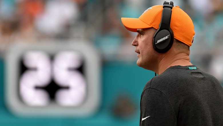 Dolphins assistant Darren Rizzi interviews for team's head coaching job
