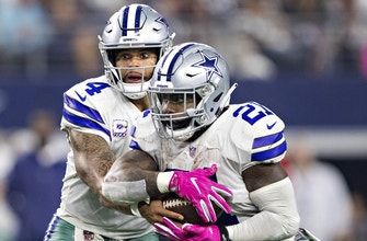 WATCH: Nick Wright: The Cowboys have a couple of paths to upset the Rams | First Things First