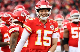 Nick Wright has faith in Mahomes heading into his first NFL playoff game