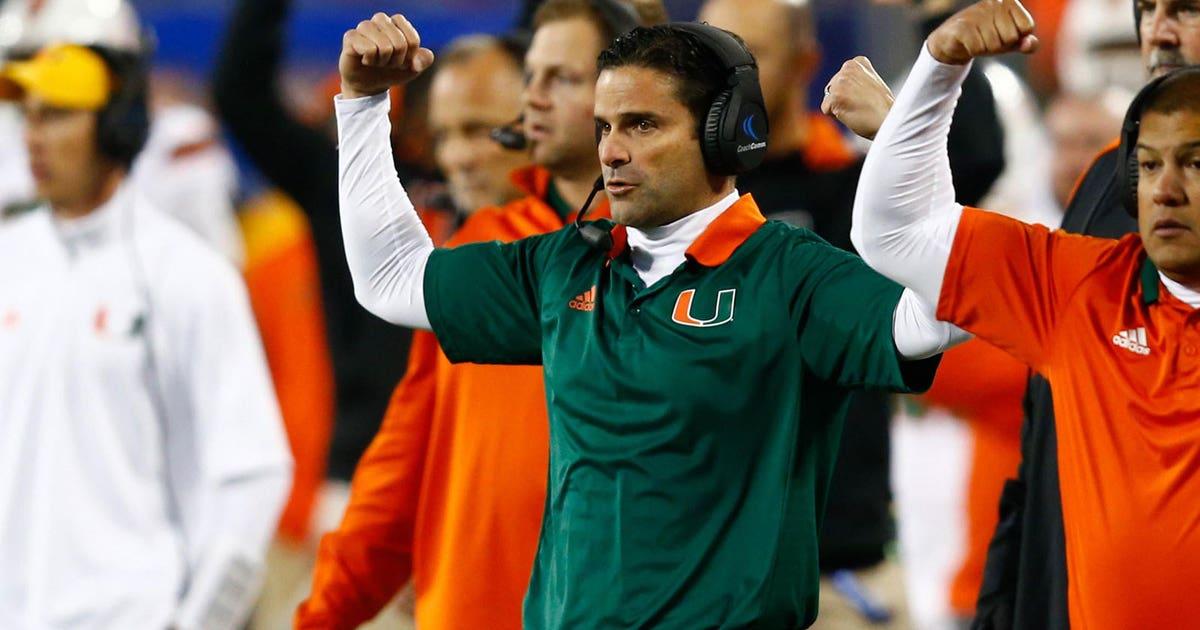Building Blocks Miami Adds Running Backs Coach Eric
