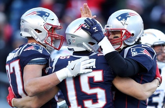 'I've never seen anything like this': Cris Carter reacts to Tom Brady, Patriots heading to their 8th straight AFC championship