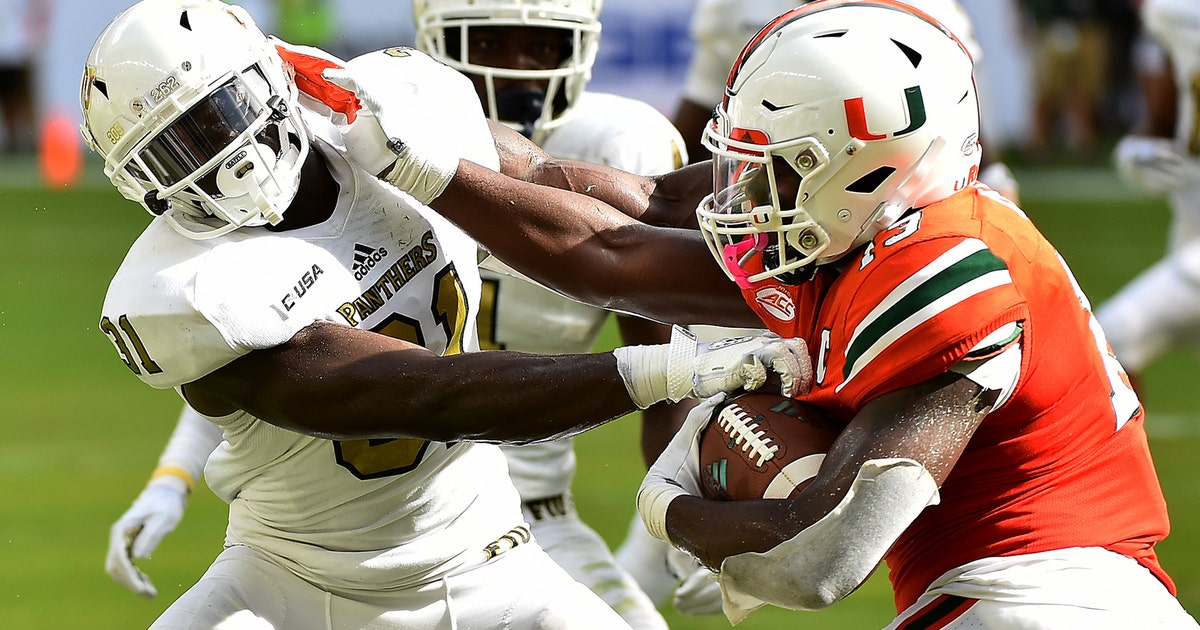 c19db83af71 FIU anticipating  magical  matchup with Miami in November game at Marlins  Park