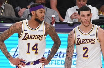 8353fe623b4 ... Wright is disappointed with Brandon Ingram and Lonzo Ball s lack of  growth in LeBron s absence. FOX Sports - 08 37 AM ET January 16