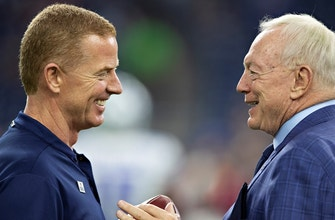 WATCH: Cris Carter on Jerry Jones hiring new offensive coordinator from within   NFL   FIRST THINGS FIRST