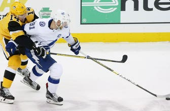 Lightning's rally comes too late in 4-2 road loss to Kris Letang, Penguins