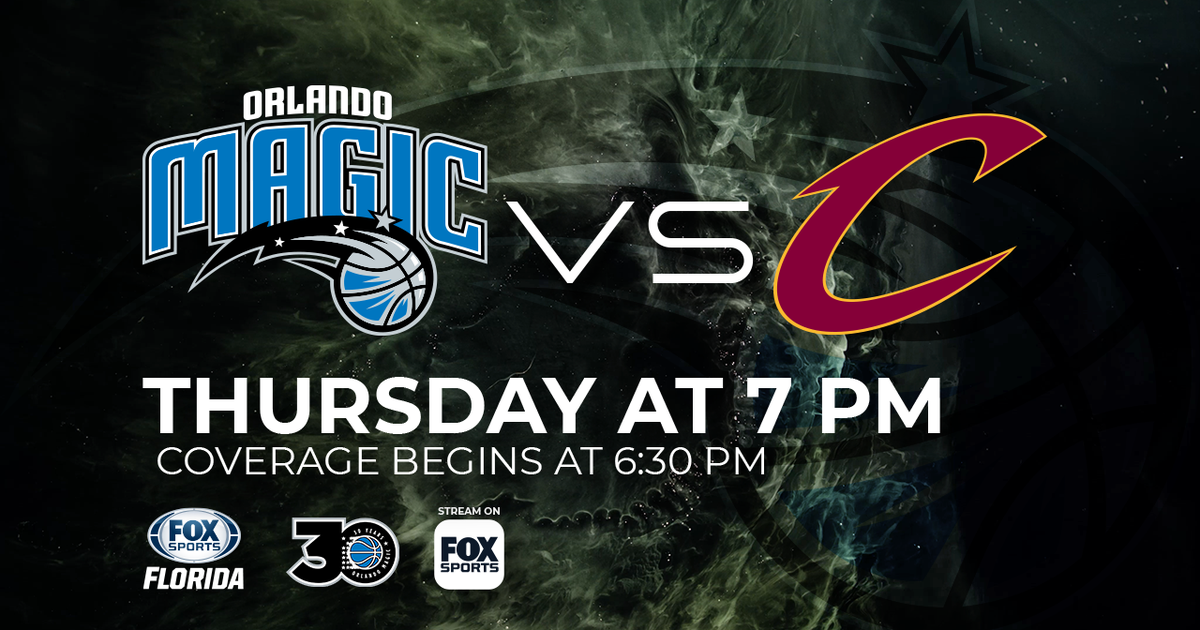 a1a659cba27 Cleveland Cavaliers at Orlando Magic game preview
