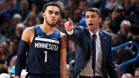 What can a healthy Timberwolves team do under Ryan Saunders?