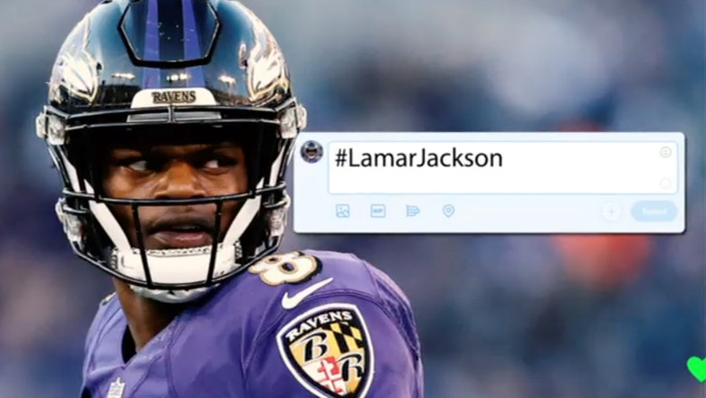 Jason Whitlock: Lamar Jackson is to blame for the Ravens' 23-17 loss in the AFC Wild Card game