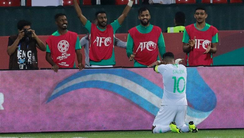 Saudi Arabia routs N Korea 4-0 in Asian Cup; Iraq also wins