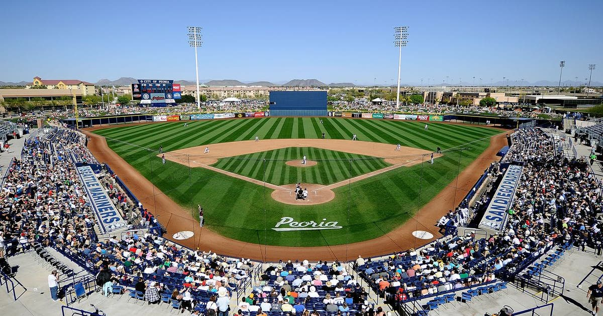 7093200c9da88 FOX Sports San Diego   San Diego Padres announce 2019 Spring Training  broadcast schedule
