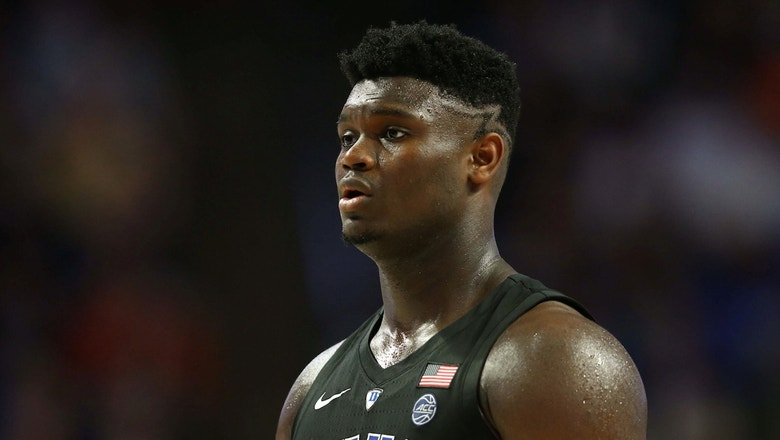 Zion Williamson scores a career-high 30 points in No. 1 Duke's win over Wake Forest