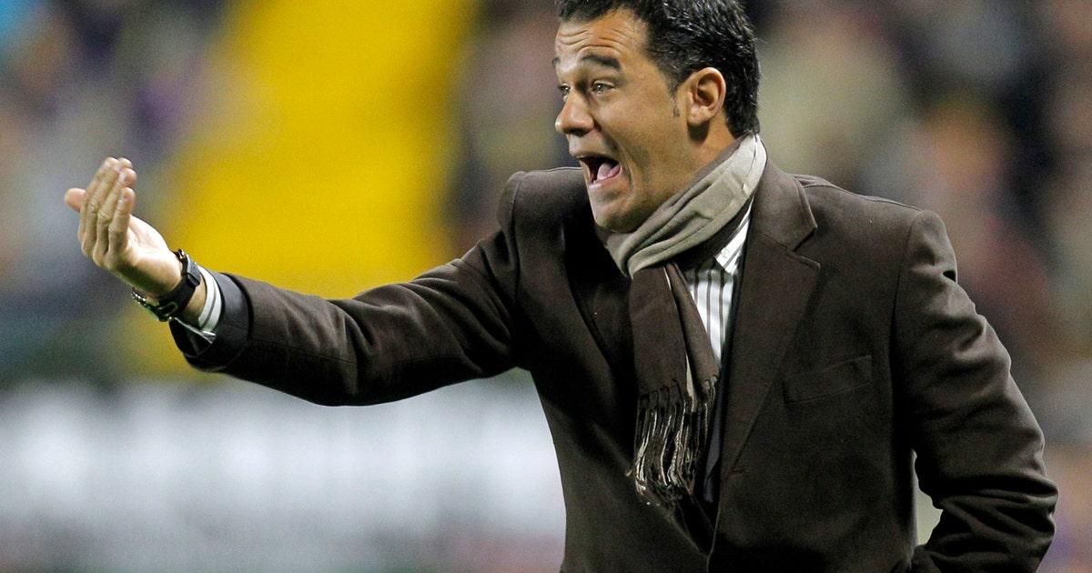 Relegation Wary Villarreal Fires Coach Luis Garcia Plaza