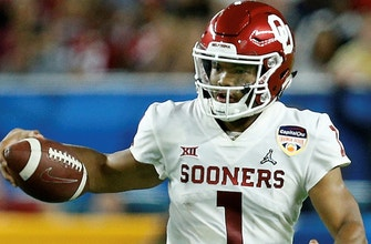 shannon sharpe on kyler murray it seems to be in his heart that football is what he wants to do